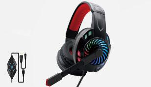 M5 Multi-function sound card headphones