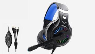 G320 LED Gaming headphones